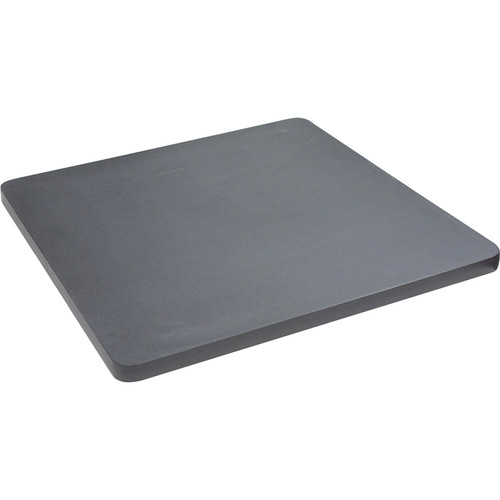 """Lowell Manufacturing Rack Laminate Top-for 27""""D Rack - (Graphite Gray)"""