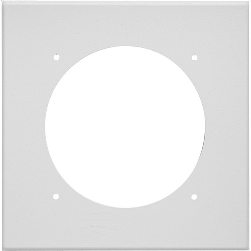 "Lowell Manufacturing Trim Plate-LUH-15T, Aluminum / 11.5"" Square"