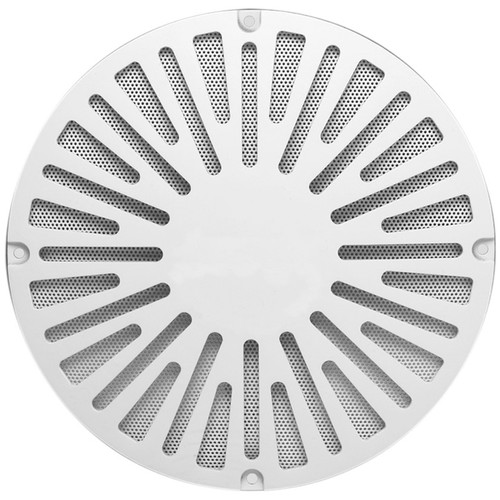 Lowell Manufacturing Vandal Resistant Grille for LUH Series, Cast Aluminum