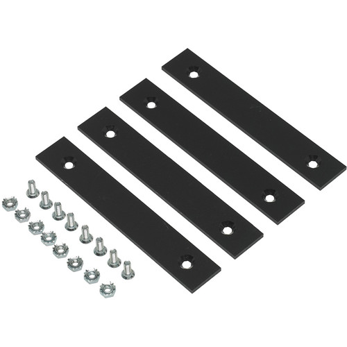 Lowell Manufacturing Protective Runner Kit (Set of 4 Plastic Glides)