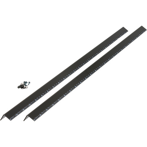 Lowell Manufacturing Rack Rails - 37U (1-Pair)