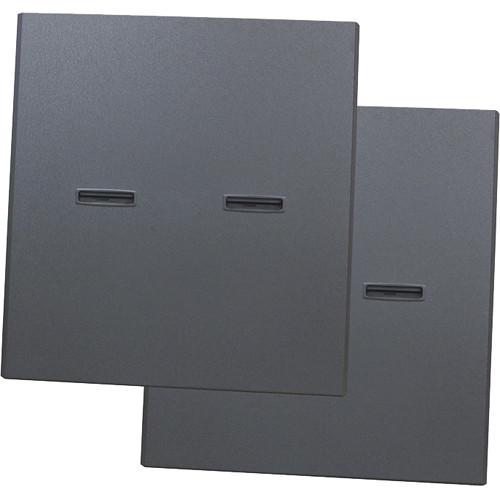 "Lowell Manufacturing Rack Side Panel-44U, 36"" Deep (1-Pair/Split)"