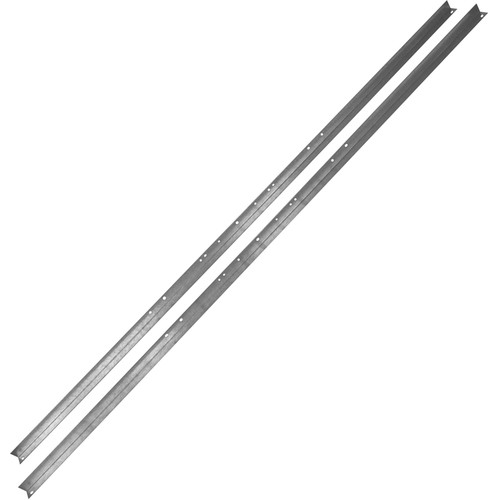 """Lowell Manufacturing Channel Rails 47.75"""" Length  (1-Pair)"""
