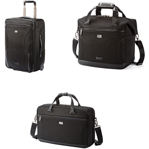 Lowepro Echelon Premium Professional Attaché/Brief/Roller Kit