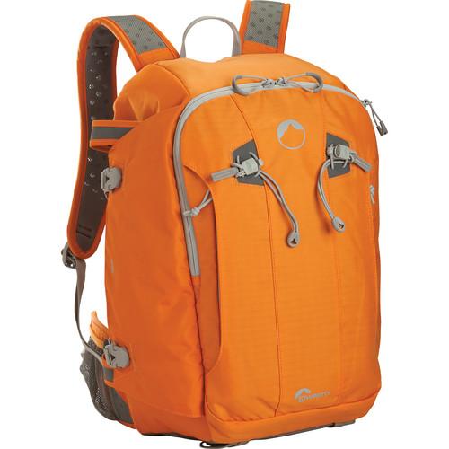 Lowepro Flipside Sport 20L AW Daypack (Lowepro Orange/Light Gray Accents)