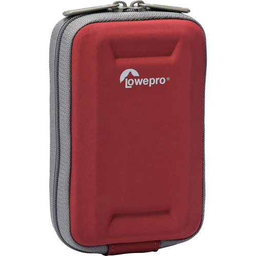 Lowepro Volta 25 Compact Camera Pouch (Red)