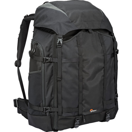 Lowepro Pro Trekker 650 AW Camera and Laptop Backpack (Black)