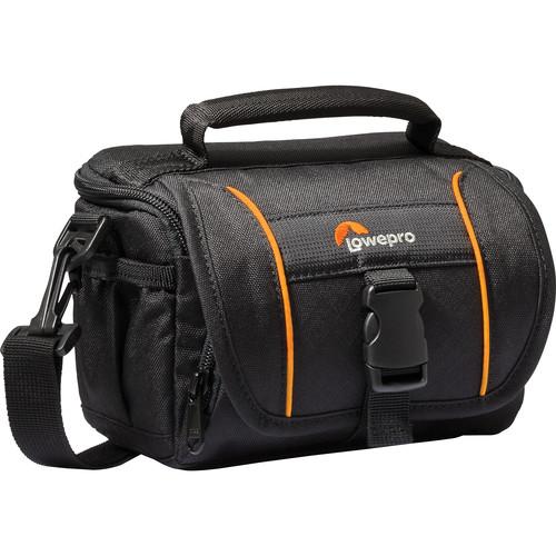 Lowepro Adventura SH 110 II Shoulder Bag (Black)