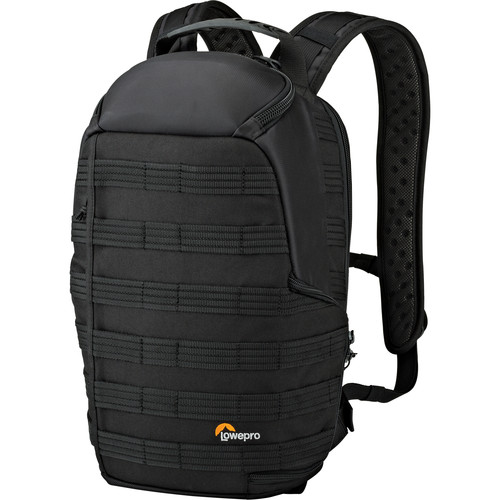 Lowepro ProTactic BP 250 AW Mirrorless Camera and Laptop Backpack (Black)