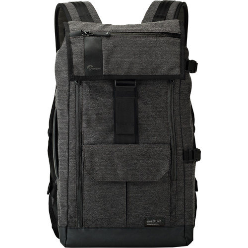 Lowepro StreetLine BP 250 Backpack (Charcoal Gray)