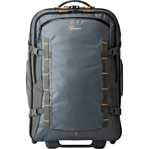 Lowepro HighLine RL x400 AW 37L Rolling Luggage (Gray)
