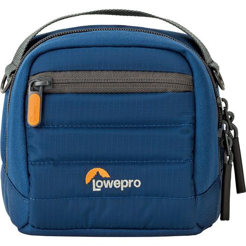 Lowepro Tahoe CS 80 Pouch for Fujifilm instax mini Camera (Galaxy Blue)
