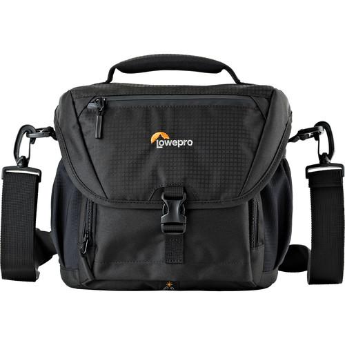 Lowepro Nova 170 AW II Camera Bag (Black)