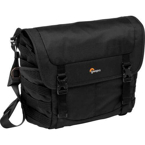 Lowepro ProTactic MG 160 AW II Camera Messenger Bag (Black)