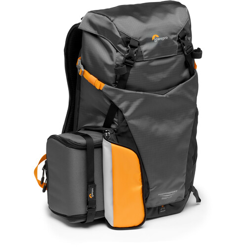 Lowepro PhotoSport BP 24L AW III Photo Backpack (Gray/Black)