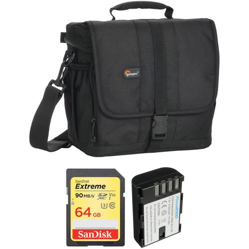 Lowepro Lumix Accessory B&H Kit