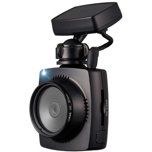 Lukas FHD CUTY 1080p Dash Camera with GPS