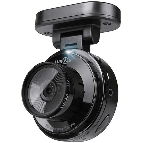 Lukas ARA 1080p Dash Camera with GPS