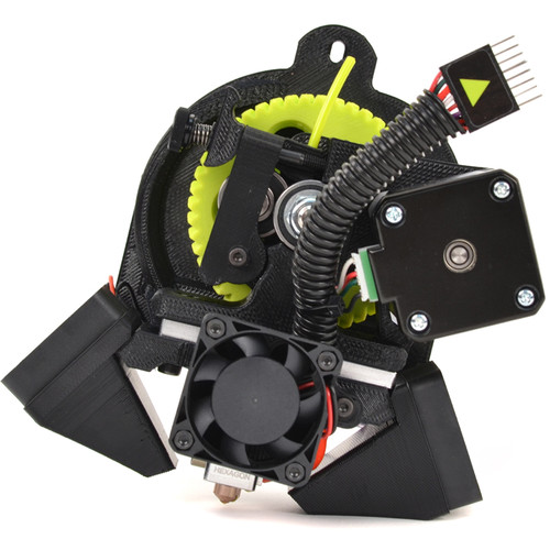 LulzBot TAZ Single Extruder Tool Head v2.1