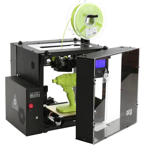 LulzBot Mini ABS+ Enclosure Printed Solid