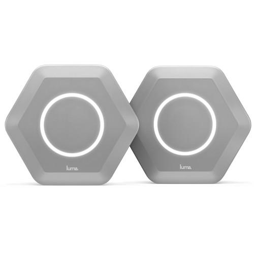 Luma Luma Home Wi-Fi System (2-Pack, Gray)