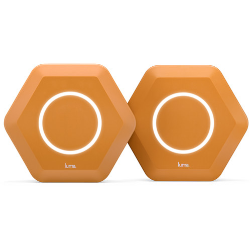 Luma Luma Home Wi-Fi System (2-Pack, Orange)