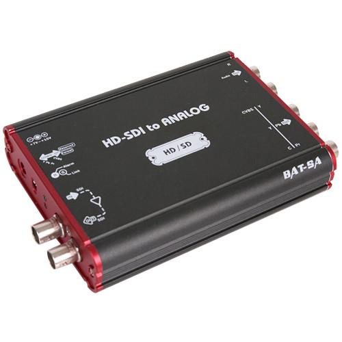 Lumantek SDI to Analog Mini Converter