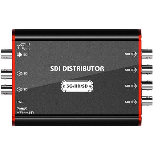 Lumantek 1x6 HD/SD-SDI Distributor