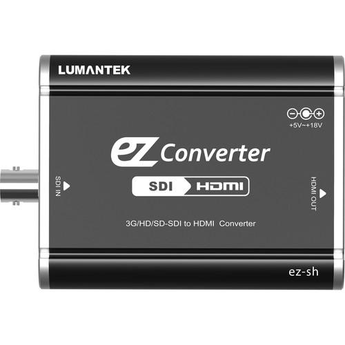Lumantek SDI to HDMI EZ-Converter