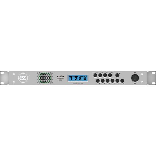 Lumantek ez-Pro VS6 Six-Channel HD-SDI Video Switcher