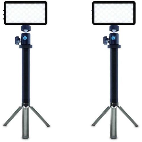 Lume Cube Broadcast/Webcam 2-Light Kit with Panel GO
