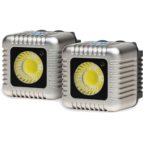 Lume Cube 1500 Lumen Light (Silver, Two-Pack)