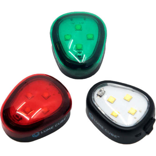 Lume Cube STROBE Anti-Collision Light for Drones (3-Pack)