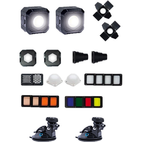 Lume Cube AIR LED Professional Lighting Kit for Video and Photography