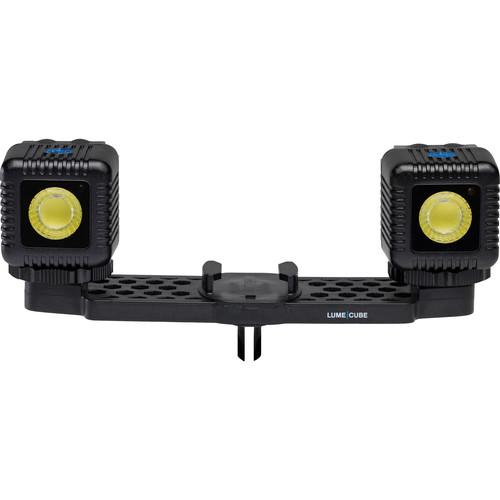 Lume Cube Dual Kit for GoPro (Gunmetal Gray)