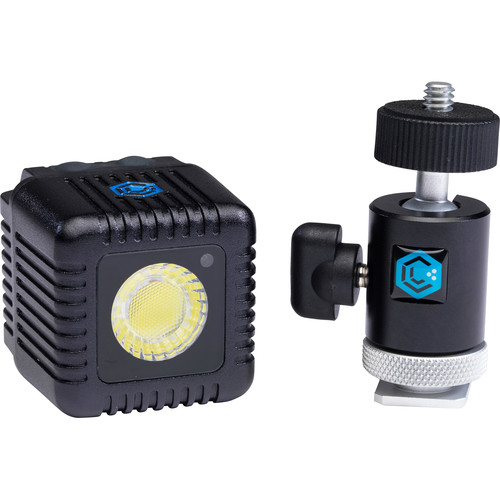 Lume Cube Photo/Video Single Light Kit with DSLR Mount