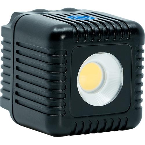 Lume Cube 2.0 Daylight-Balanced Portable LED Light (Black, Single)