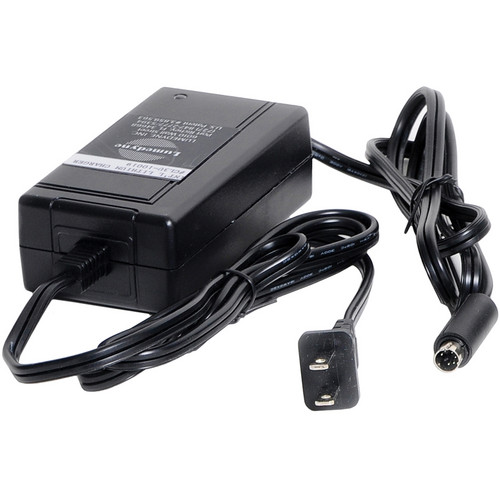 Lumedyne CL3U Fast International Lithium Battery Charger for BLSM and BLLG LiFePo4 Lithium Batteries
