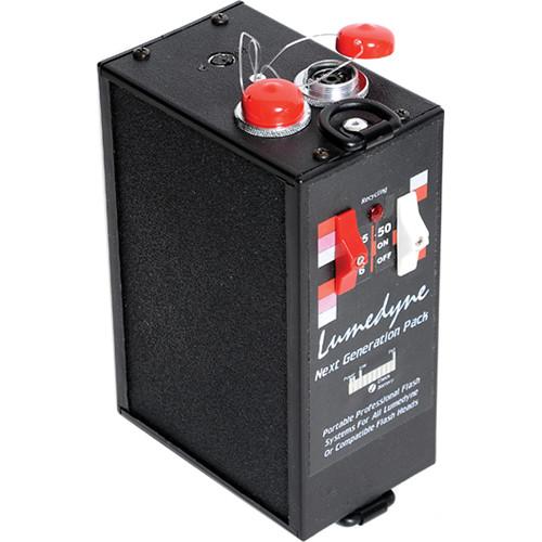 Lumedyne PLSX 50W/s Lithium Power Pack
