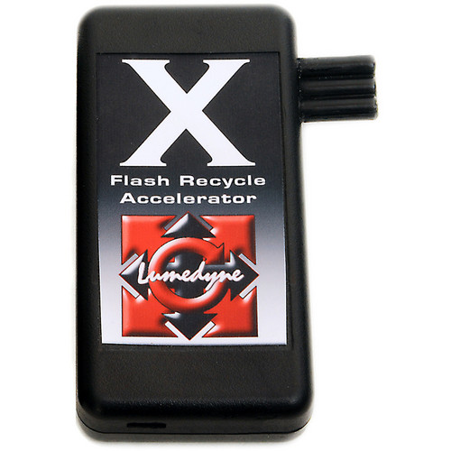 Lumedyne X Flash Recycle Accelerator for Nikon