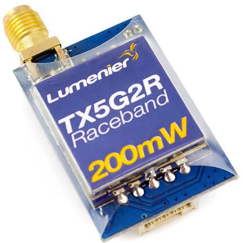 Lumenier TX5G2R Mini 200mW 5.8GHz Transmitter with Raceband