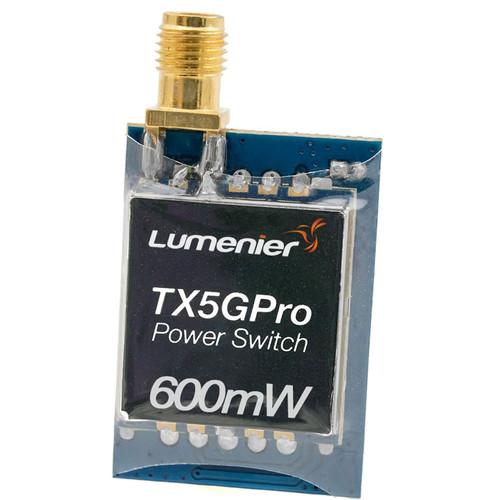 Lumenier TX5GPro 600mW Mini 5.8 GHz Racing Drone Video Transmitter with Power Switch