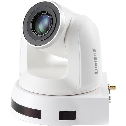 Lumens 1080p IP/SDI/HDMI PTZ Camera with 20x Optical Zoom (White)