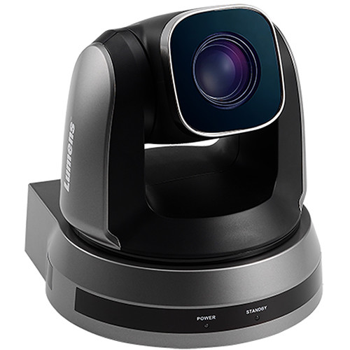 Lumens VC-A50SB 20x Optical Zoom PTZ Video Conference Camera (Black)