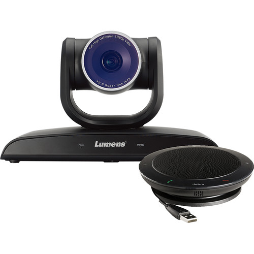 Lumens VC-B20UA USB Camera and Speakerphone Kit