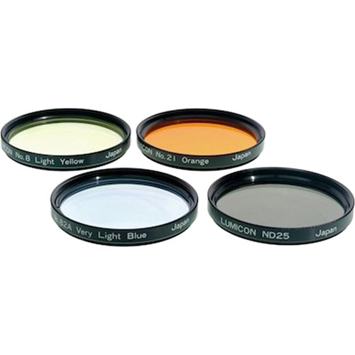 "Lumicon LF5065 Lunar and Planetary Light Filter Set (2"")"