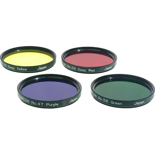 "Lumicon LF5075 Lunar and Planetary Dark Filter Set (2"")"