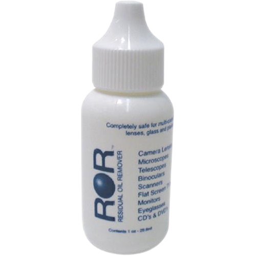 Lumicon ROR Lens Cleaner (1.0 oz, Dropper)