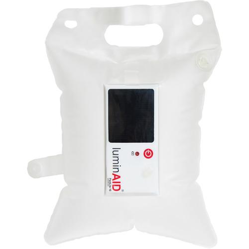 LuminAID PackLite 16 Rechargeable Folding Solar LED Lantern