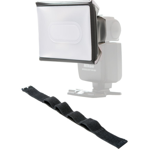 LumiQuest Mini Softbox with UltraStrap